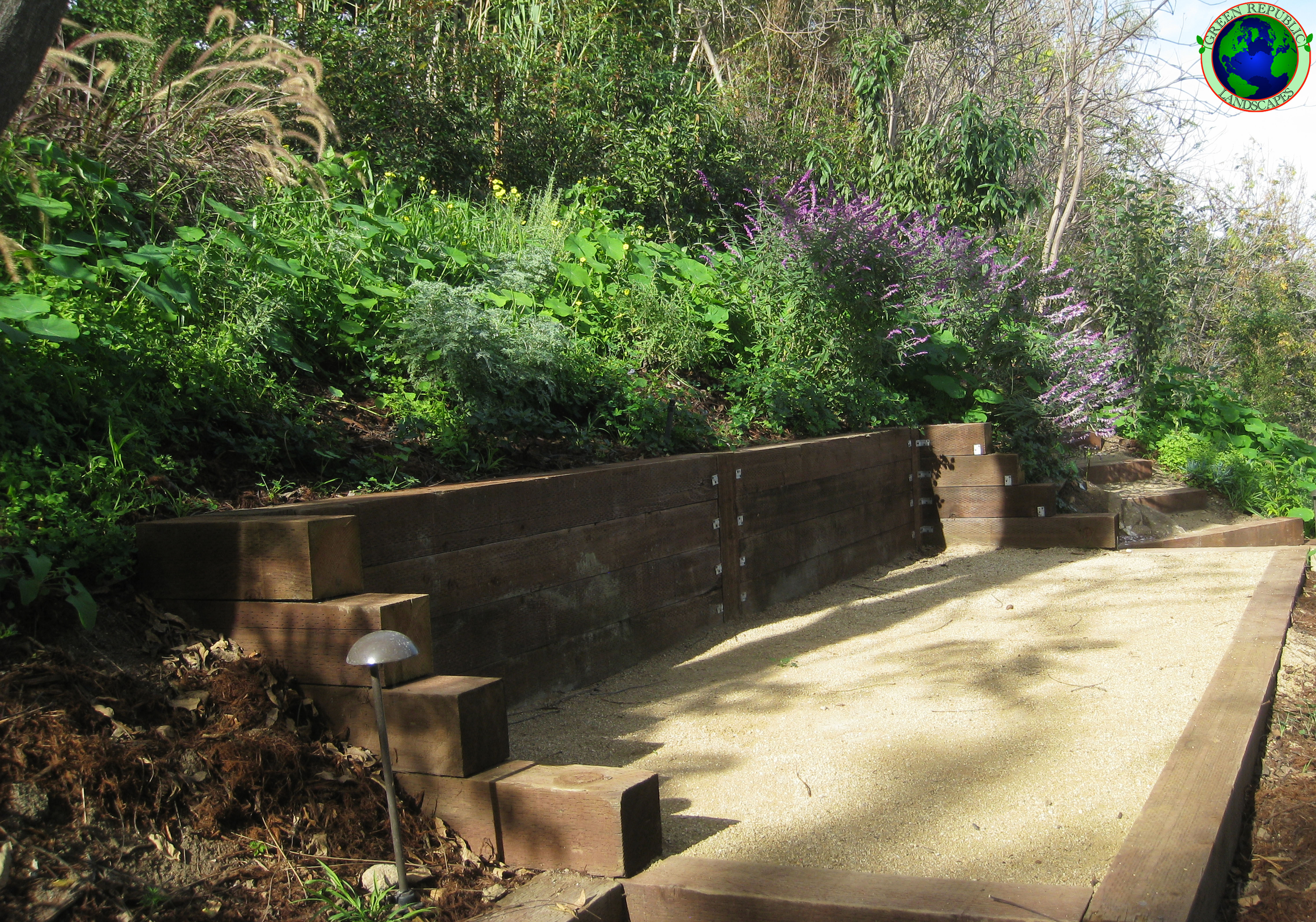 landscaper available for hire Retaining Walls