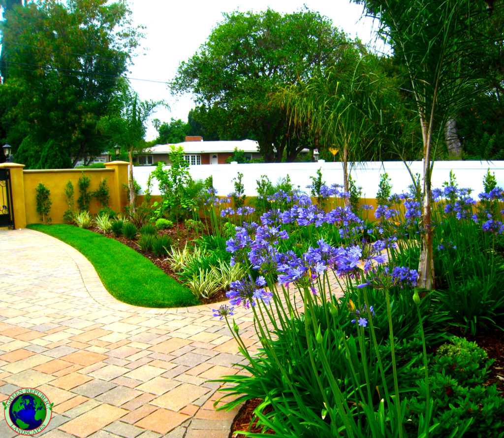 landscaper los angeles pavers