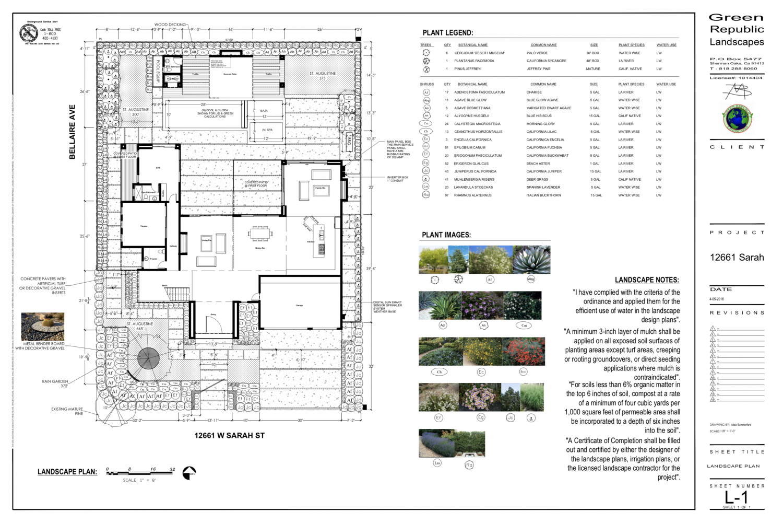 landscape architect los angeles design