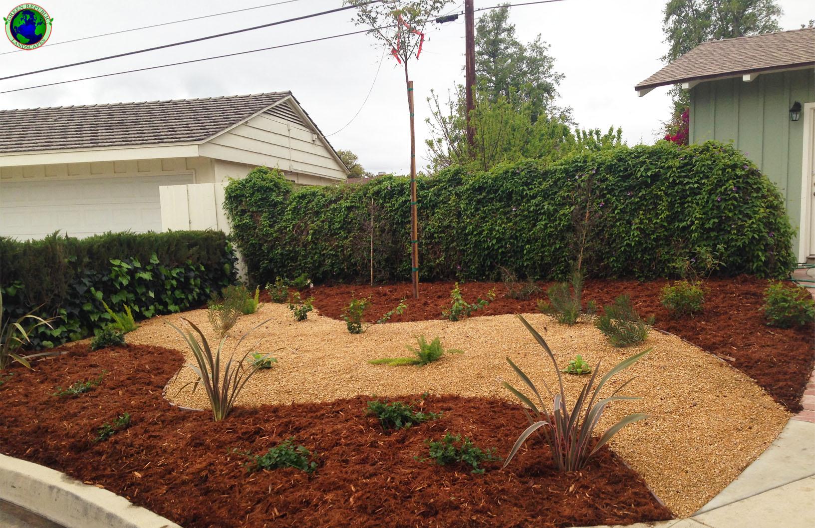 landscaper los angeles hardscape planting